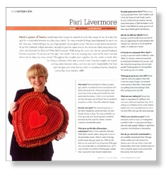 Marin Magazine article on Pari Livermore